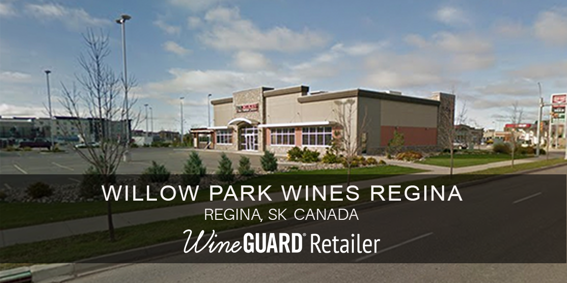 Willow Park Wines & Spirits – Regina