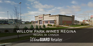 Wineguard retailer willow park wines regina