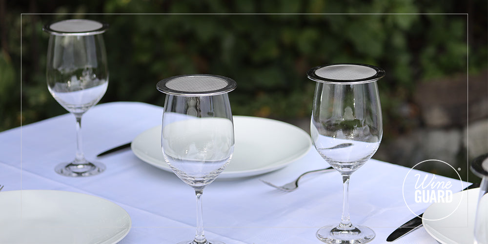 Professional Wine Glass Covers