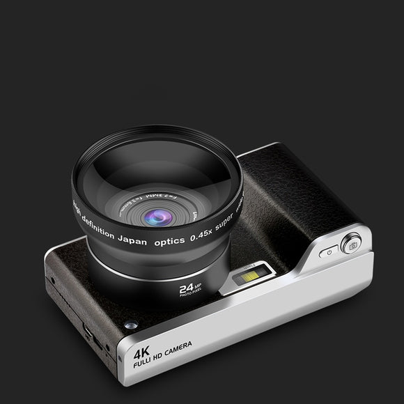 4.0 inch Digital Camera Full HD 1080P 24MP 8X Zoom Touch screen Digital Camera Video Recorder High Quality Touch screen camera