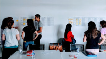 The School of UX User Journey Mapping course