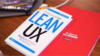 The School of UX design books recommendations