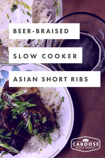 Beer and Korean BBQ? I need this deliciousness in my life, pronto.