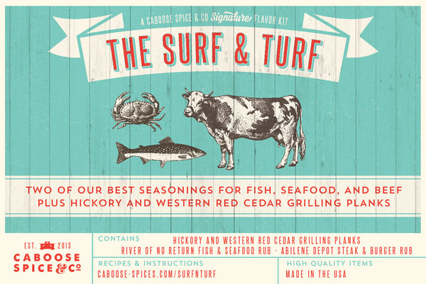 The Surf & Turf Gift Set
