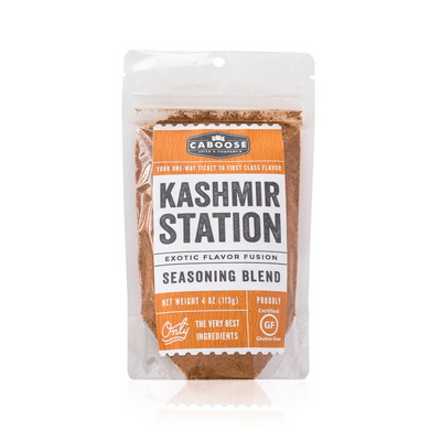 Kashmir Station Exotic Flavor Fusion Seasoning Blend