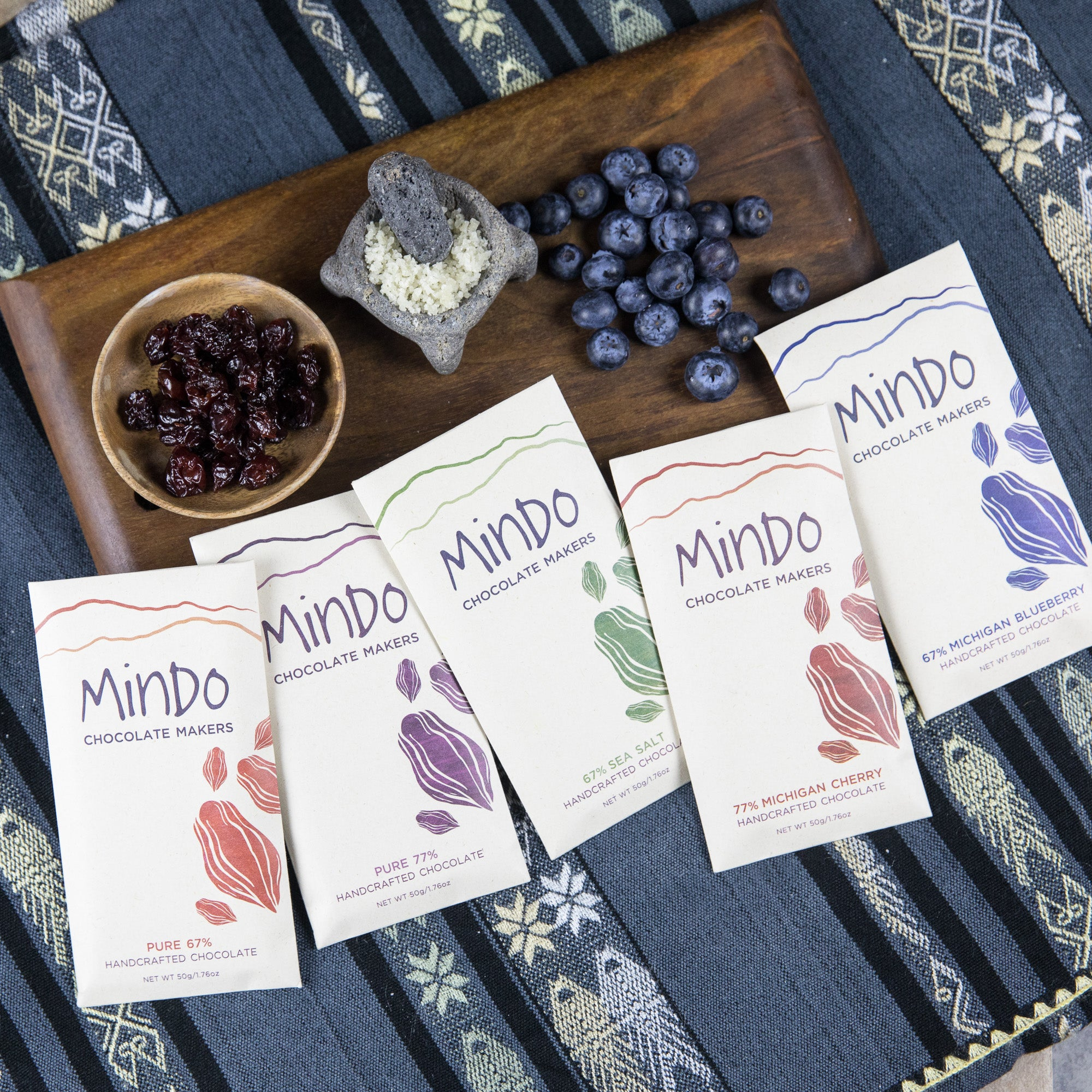 Beat the Holiday Blues with Mindo Chocolate
