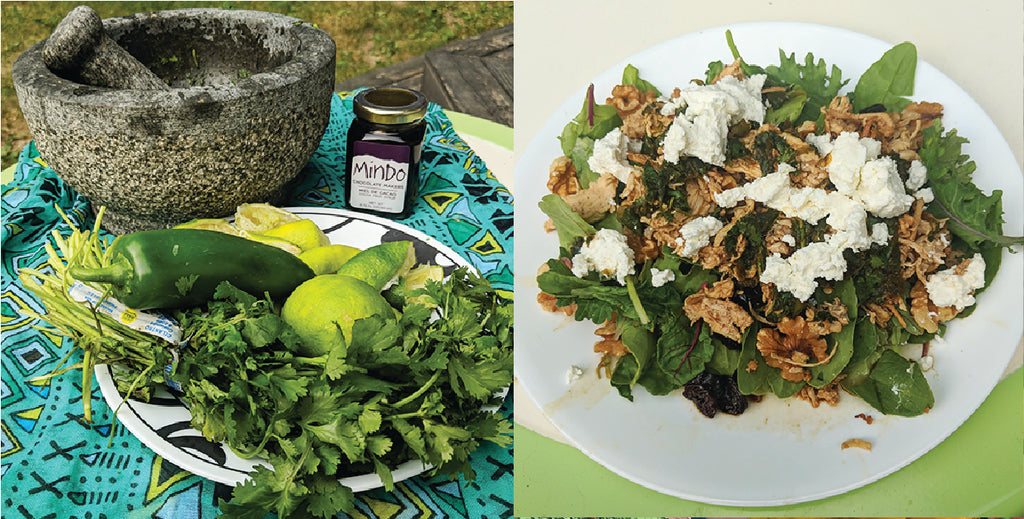 Miel Lime Salad Dressing
