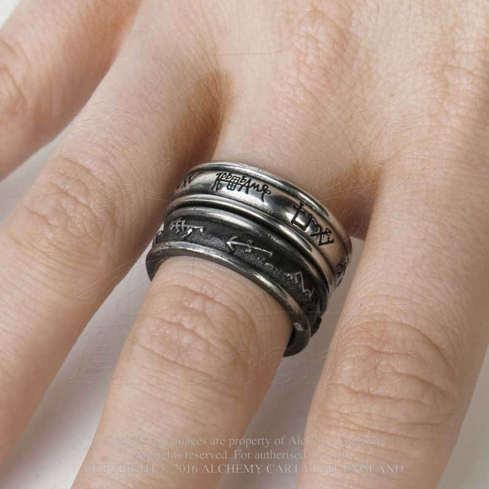 pattern personal free rings homme hot creative unique movie jewelry men rotatable in shipping captain wholesale america bague from fashion wings ring item angel