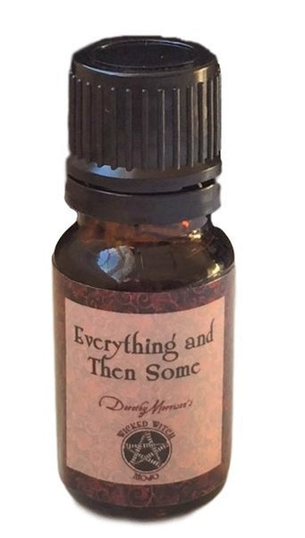 Everything and Then Some Oil - Coventry Creations Wicked Witch Mojo Magick oil