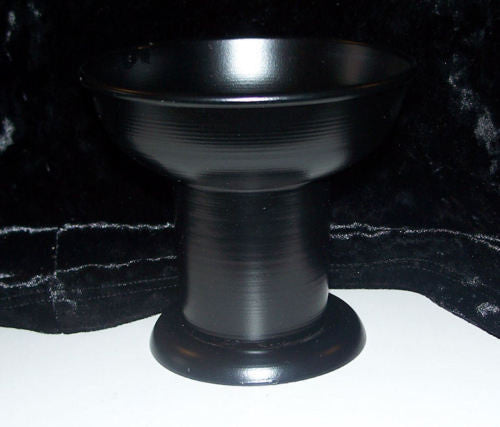 Pillar Candle Holder Made for 7 x 1.5 Pillar Candles Wicca Pagan Reiki candles