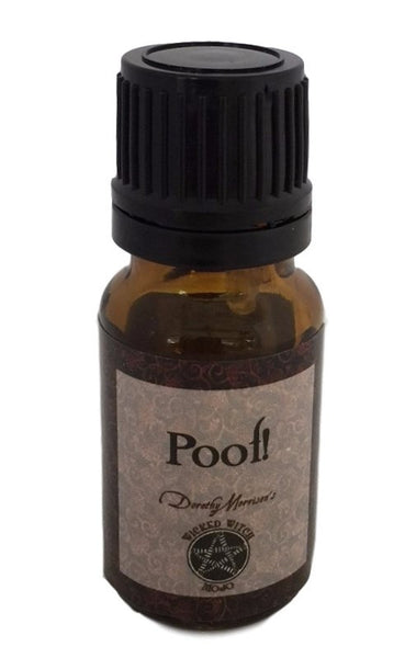 Poof Oil - Coventry Creations Wicked Witch Mojo Pagan Banishing Magick oil