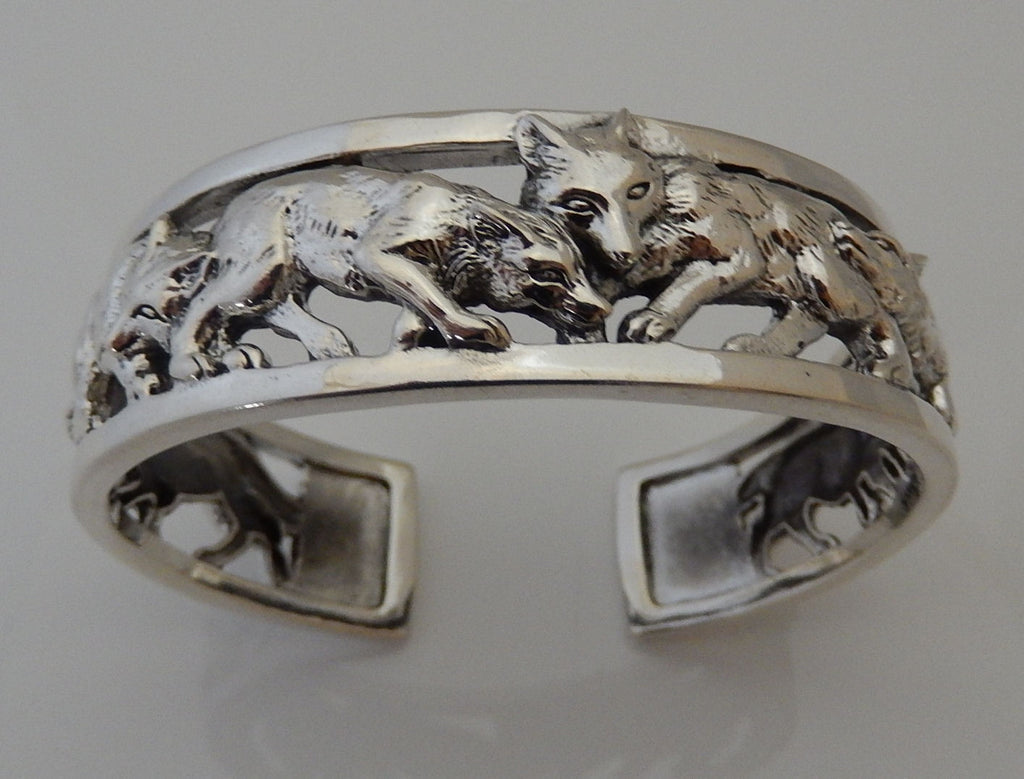 design unique mans wolf norse wedding rings ring with