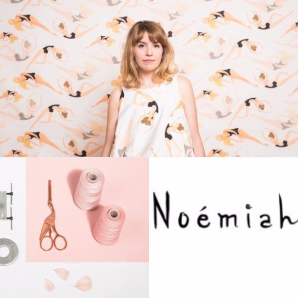 "Meet Noemiah, our featured Canadian designer this ""Buy Canadian Day""!"