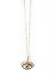 Oneiro All Seeing Eye Necklace