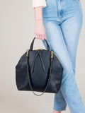 Eleven Thirty Anni Large Shoulder Bag (Black) made in Toronto Victoire Boutique