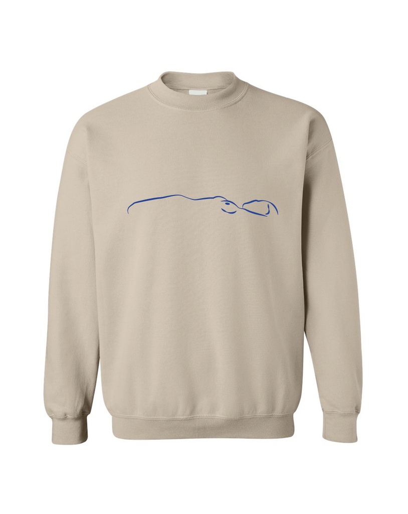 Le Club May Onirique Sweater (Sand/Unisex)