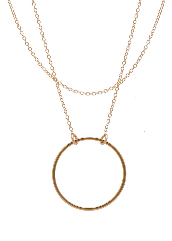 bb55aedd18b9 Sarah Mulder Dreamer Necklace (Silver or Gold) – Victoire Boutique