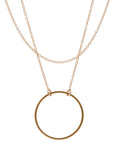 Sarah Mulder Dreamer Necklace (Silver or Gold)