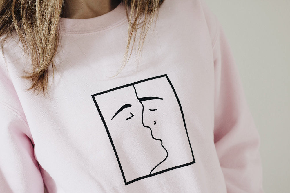 Le Club May Le French Sweater (Pink)