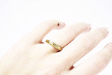 Stefanie Sheehan Single Palm Ring (Brass or Silver)