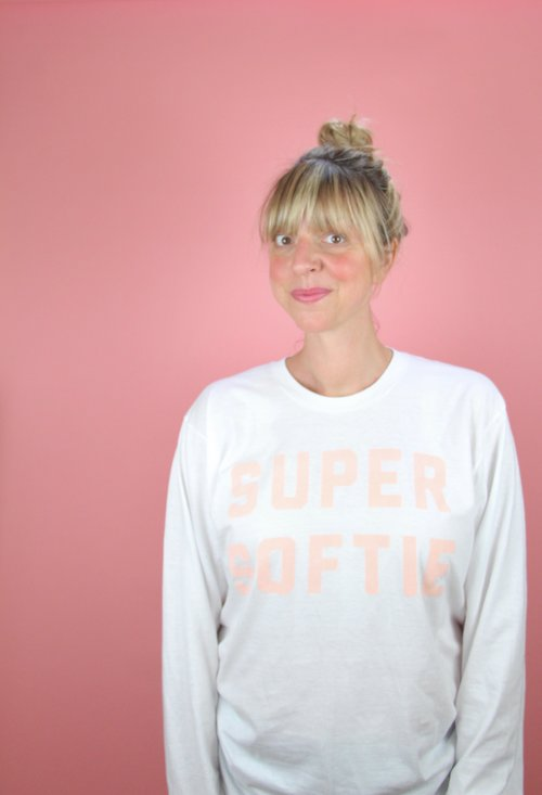 Sainte-Cecile Super Softie T-Shirt