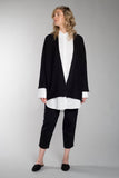 FFORM Wide Cardigan (Black)