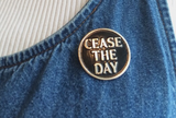 Bruised Tongue Cease the Day Pin