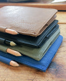 Erin Templeton Writer Leather Notebook Cover