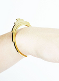 Stefanie Sheehan Journey Up Cuff (Yellow Brass or White Brass)