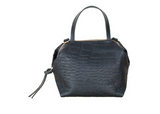 Eleven Thirty 11:30 croc embossed Katie Bag