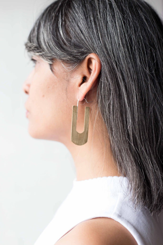 Lumafina Spenna Long Earrings