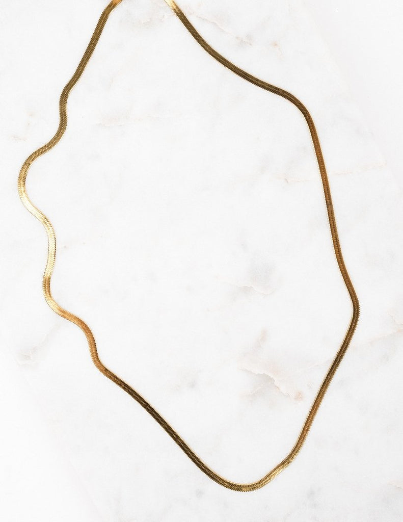 CoutuKitsch Odette Chain Necklace