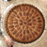 Seasonal Keto Pecan Pie