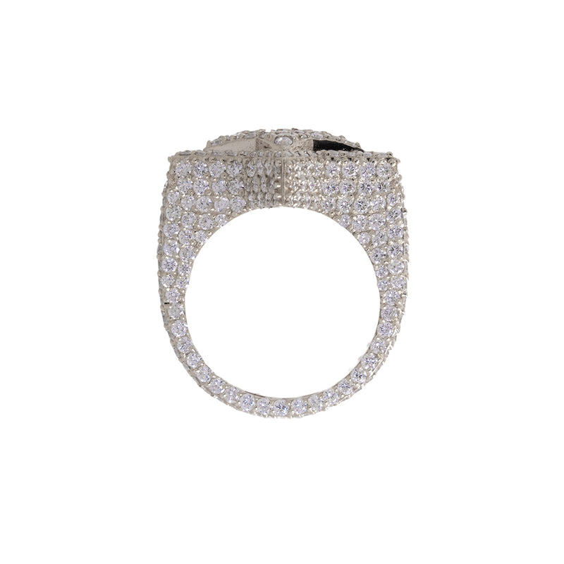 Star Ring For Men With Diamonds