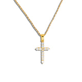 Cross Chain With Diamonds