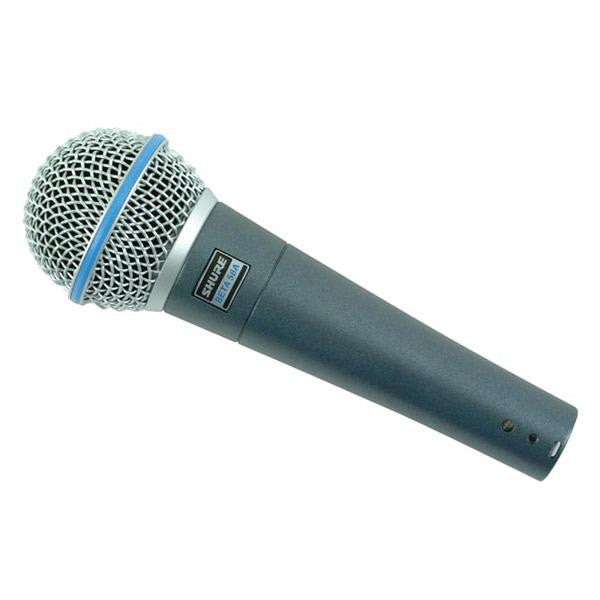 Dynamisches Mikrofon - SHURE Beta 58A - Supercardioid - Vocal/Instrument