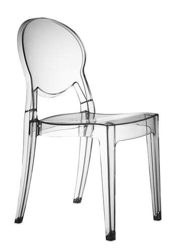 Sessel Louis Ghost - transparent