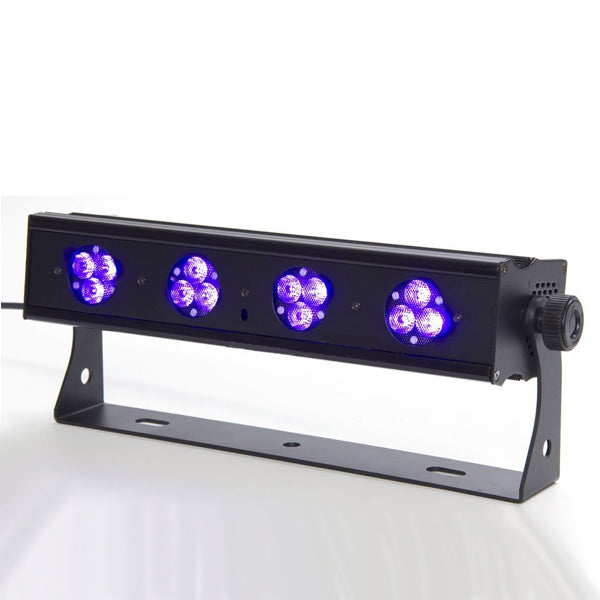 Platinum UV-BAR LED short 12x 1W UV