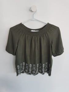 Blouse Old navy fille 8T