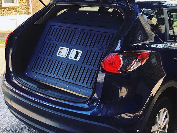 Custom Dog Kennel for Nissan Rogue