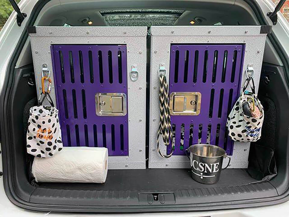Custom Dog Kennel for Dodge Durango
