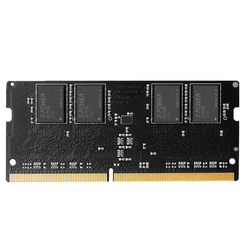 DDR4 3200T/s (PC4-25600) 8GB-32GB Single Pack 1.2V Laptop SODIMM [Retail Package]