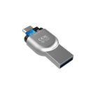 Silicon Power Type-C & Type-A USB 3.1 Gen 1 microSD Card Reader
