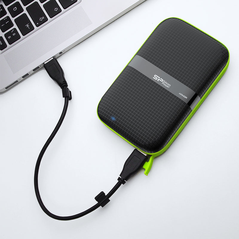 Silicon Power A60 1TB USB 3.1 Gen 1 2.5-inch External Hard Drive