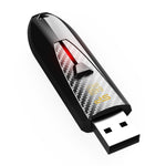 Blaze B25 32GB-256GB USB 3.1 Gen 1/ USB 3.0 Flash Drive [Black]