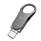 Silicon Power Mobile C80 32GB Dual Type-C (USB-C)/USB 3.0 Flash Drive