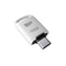 Silicon Power Mobile C10 128GB Type-C USB 3.1 Gen 1/ USB 3.0 Flash Drive- White