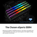 XPOWER RGB Turbine Gaming DDR4 3600MHz (PC4 28800) 16GB(8GBx2)-32GB(16GBx2) Dual Pack 1.35V Desktop Unbuffered DIMM [Retail Package]