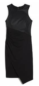 Vaughn Asymmetic Tank Dress