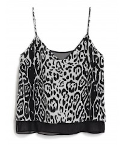 Gordon Print Block Cami